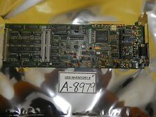MuTech M-Vision 1000 Frame Grabber PCB Card MV-1000 Used Working