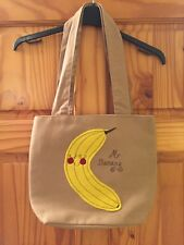Kate Garey @ Topshop Mr Banana Shoulder Tote Bag