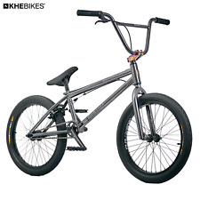 "KHE 20 Centrix 10.5 Kg Grey 20"" Wheels BMX Bike"