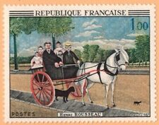 1967-TIMBRE FRANCE NEUF**/-CARIOLE DU PERE ROUSSEAU-TABLEAU-ART-STAMP-Yv.N°1517