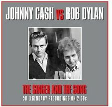Bob Dylan, Johnny Cash & Bob Dylan - Singer & the Song [New CD] UK - Import