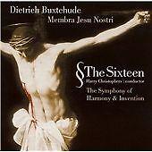 Buxtehude - Membra Jesu Nostri, , Very Good