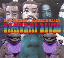 MAKOTO KAWABATA/MANI NEUMEIER - SAMURAI BLUES [DIGIPAK] * NEW CD