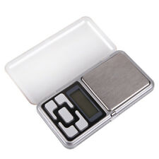 500g x 0.1g Digital Scale Weight Jewelry Gold Silver Coin Grain Gram Pocket Size