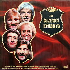 BARRON KNIGHTS Self Titled LP Tavern STA 1010 Excellent