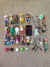 PLAYMOBIL FIGURES AND ACCESSORIES JOB LOT OVER 50 PIECES LOT 2