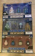 Star Wars Droid Factory 3 set LOT x 4 = 12 NEW Disney Parks Clone Wars Last Jedi