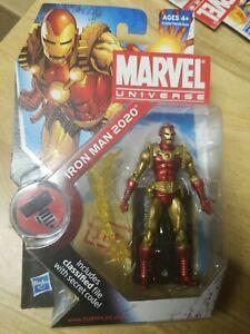 Marvel Universe Iron Man 2020 3.75 Inch Action Figure Series 2 Figure #033