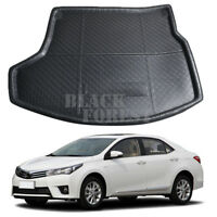 Rear Trunk Tray Boot Mat Floor Protector For Toyota Corolla 2014 2015 2016 2017