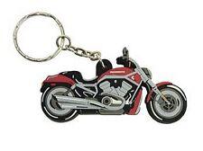 Porte clé biker dessin V-Rod Harley Davidson Biker moto custom Wall keys motard