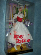 2007 Walt Disney- Mary Poppins Barbie Collector pink label