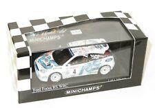 "1/43 Ford Focus RS WRC  "" RS ""   Rallye Monte Carlo 2003  M.Martin / M.Park"