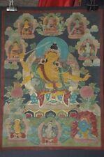 Silk Tibetan Antiques