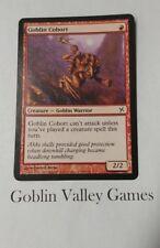 MTG Betrayers of Kamigawa 4x Goblin Cohort EX/NM