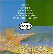 DELIUS: SEA DRIFT; FLORIDA SUITE NEW CD