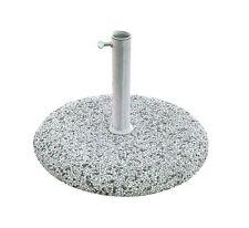 Maffei base per ombrellone in graniglia, kg.25 con tubo 45 mm art.302