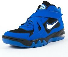 Nike Men's Air Force Max CB 2 HYP Basketball Shoes, Royal Blue & Black, Size 10