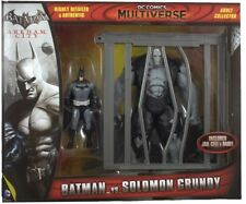 DC Multiverse Batman vs Solomon Grundy Play Set