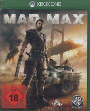 Mad Max-Xbox One-nuevo con embalaje original-versión alemana!