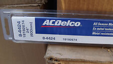 "10 BLADES OF AC DELCO,8-4424(24""),FRESH WIPER BLADES.4.6.+*FREE LOCAL PICK UP.*"