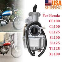 Carburetor Carb for Honda CB100 CB125S CL100 CL125 S90 SL100 SL125 TL125 XL100mp