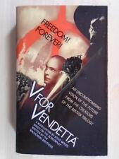 V for Vendetta by Stephen Moore