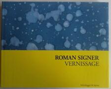 Roman Signer - Vernissage - Roland Wäspe - Scheidegger & Spiess - 1222