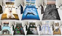 Luxury 3D Duvet Set Pillow Cases Duvet Cover Quilt Cover Set Bed Set Bedding Set