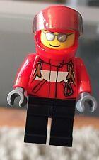 New Lego POSTAL PILOT Split From Lego City AIRPORT  Set 60100