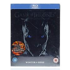 Game of Thrones Season 7 Blu-Ray [UK][Region Free] New