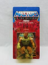 MOTU,VINTAGE,FISTO,Masters of the Universe,MOC,carded,sealed,figure,He-Man