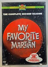 My Favorite Martian - The Complete Second Season (DVD, 2005, 3-Disc Set) SEALED