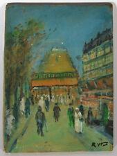 Peintures et émaux du XIXe siècle et avant signés XIXème et avant école française pour Réalisme