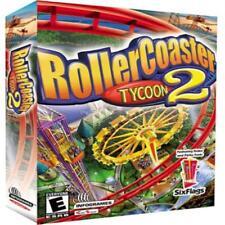 Rollercoaster Tycoon 2 Pc Free Kids Game Atari MYTODDLER New