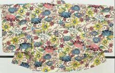 :=Japanese Kimono Vintage Haori women / Silk / robe fabric White 1nfuji29223