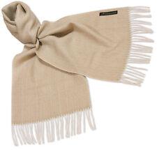 Schal aus 100% Wolle für Herren