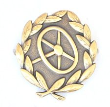 WWII German Army Drivers Qualification Badge - Gold