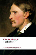 The Professor by Charlotte Bronte (Paperback, 2008)