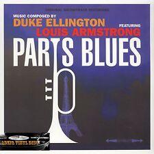 ♫ 33 T DUKE ELLINGTON - LOUIS ARMSTRONG - PARIS BLUES - 180 G ♫
