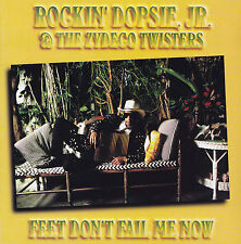 ROCKIN' DOPSIE JR. & THE ZYDECO TWISTERS  - CD - FEET DON'T FAIL ME NOW