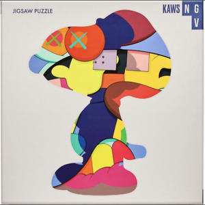 KAWS - No One's Home Jigsaw Puzzle from NGV - NEW