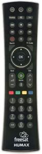 Humax RM-I08U Original Remote Control for HB-1000S Freesat FreeTime Satellite