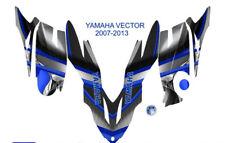 Yamaha Vector Snowmobile Wrap Decal Stickers 07-13 Armour Basic