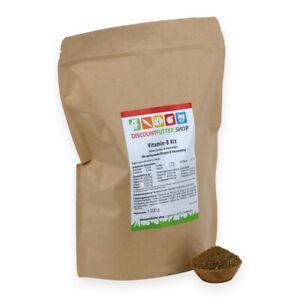 Vitamin B Kit - 1 kg - Die umfassende Vitamin B (1 bis 12) Versorgung fürs Pferd