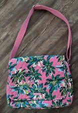 Vera Bradley Tropical Paradise messenger lap top bag