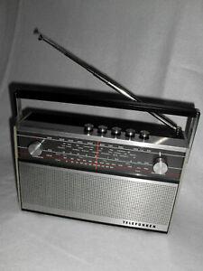 Transistorradio Telefunken Banjo Automatic 305 Bj: 1970