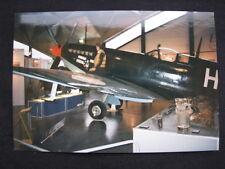 Photo Supermarine Spitfire MK lX H-60 Aviodom Schiphol 1995