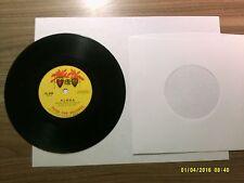 Old Children's 78 RPM Record - Peter Pan 500 - Aloha / Hawaiian War Chant