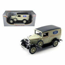 Signature Models Genuine Ford Parts Delivery Truck in Beige
