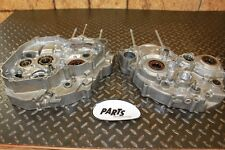 2013 KTM 350 SX-F SXF Crank Cases with Bearings